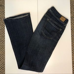 American Eagle boot cut denim